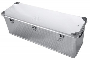 РИФ E1176385412 ящик алюминиевый усиленный с замком 1176х385х412 мм (ДхШхВ)