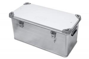 РИФ E782385379 ящик алюминиевый усиленный с замком 782х385х379 мм (ДхШхВ)