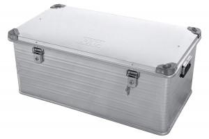 РИФ E902495379 ящик алюминиевый усиленный с замком 902х495х379 мм (ДхШхВ)