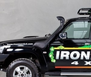 Ironman ISNORKEL013 шноркель Nissan Patrol c 09/2004