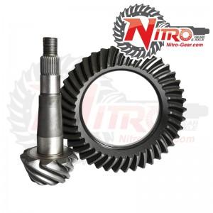 Главная пара Nitro H233B-463-NG задняя 4.63 Nissan Patrol/Safari1988-2008
