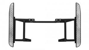 OJeep 05.350.11 силовые пороги на УАЗ Хантер под стандартный и лифтованный кузов