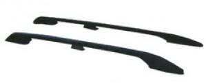 Powerful алюминиевые рейлинги на крышу Toyota Land Cruiser Prado 120
