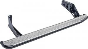 Пороги РИФ съёмные на УАЗ Патриот (дорестайлинговый) стандарт