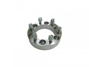 SteelStaff AX0358 колёсная проставка (анодированный алюминий т6-6061) 25mm - 6*1397 - 110mm - m12*125