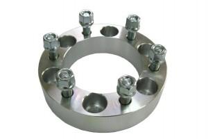SteelStaff AX0359 колёсная проставка (анодированный алюминий т6-6061) 38mm - 6*1397 - 110mm - m12*125