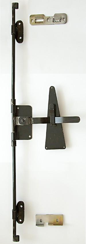 Затвор на заднюю левую дверь УАЗ Буханка