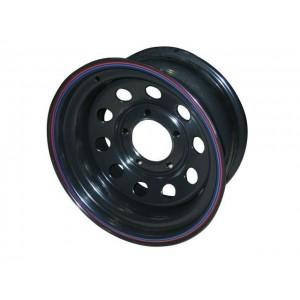 Диск усиленный Mersedes стальной черный 5х130 8xR16 ET0