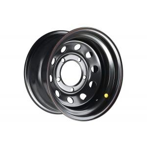 Диск усиленный Land Rover стальной черный 5x165.1 8xR16 d125 ET-24