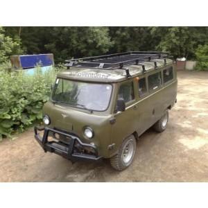 РИФ багажник УАЗ Буханка 1350x3260