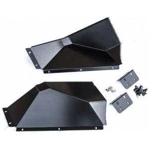РИФ защита бачка омывателя  для Mitsubishi L200 2014 (сталь)