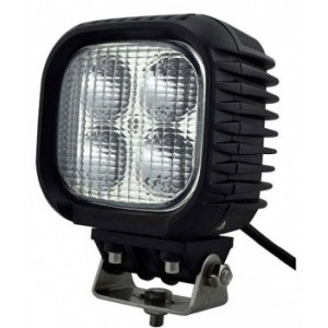 "Фара водительского света РИФ 5"" 40W LED"