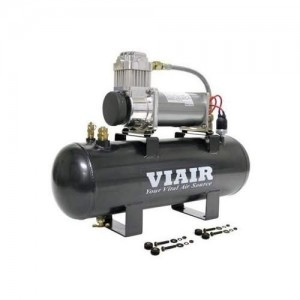 Viair пневмосистема в сборе - компрессор 380С, ресивер 7,5 л 55% при 15 атм 100% при 9 атм