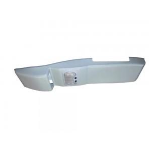 Консоль потолочная для установки р/c УАЗ Патриот рестайл. 2014, вырез под р/c 140х40 мм,серая,УП2015