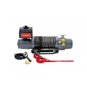 ComeUp DV-12s light электрическая лебедка 12V 5.4т (кевларовый трос)