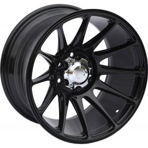 Диск усиленный Nissan Navara D40 литой черный 6x114,3 8,5xR16 d66,1 ET-15