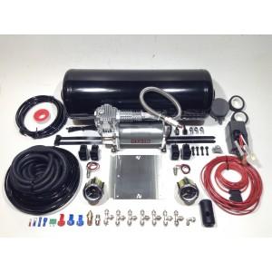 Air-Ride 204003 четырехконтурная система управления пневмоподвеской с ресивером 420PS