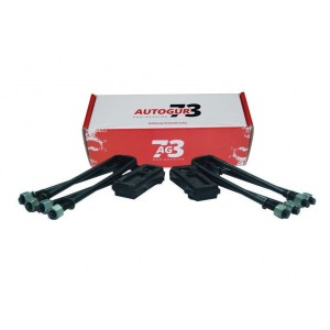 Autogur73 лифт-комплект рессора-мост 30 мм УАЗ Хантер/Патриот (на 1 мост)