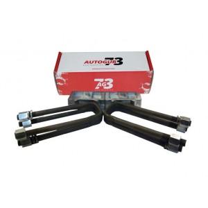 Autogur73 лифт-комплект рессора-мост 40 мм УАЗ-452 (на 1 мост) алюминий