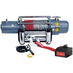 Электрическая лебедка ComeUp DV-12 light, 24V, 5.4т (с термодатчиком)