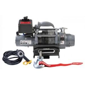 ComeUp DV-6s Carry On электрическая лебедка, 2.7т (с площадкой, кевларовый трос)