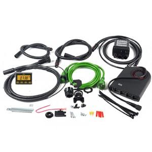 Defa 471267 WarmUp II Futura обогрев.салона 1400Вт + зарядное устр.+ пульт управления салонный Futura