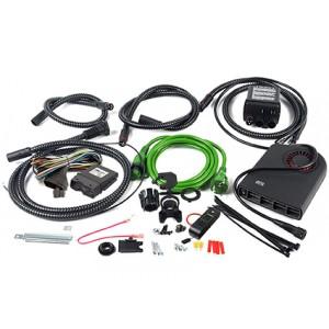 Defa 471271 WarmUp II Smart обогрев салона 1900Вт + зарядное устр.+дистанционный пульт Smart Start
