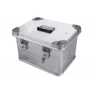 РИФ E432335277 ящик алюминиевый усиленный с замком 432х335х277 мм (ДхШхВ)