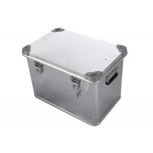 РИФ E592388409 ящик алюминиевый усиленный с замком 592х388х409 мм (ДхШхВ)