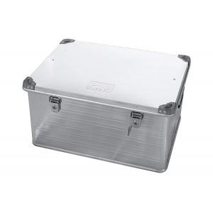 РИФ E782585412 ящик алюминиевый усиленный с замком 782х585х412 мм (ДхШхВ)