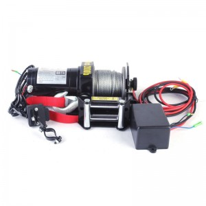 Electric Winch 2000 электрическая лебедка, 0,9 т