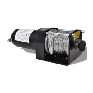 Electric Winch 3000 электрическая лебедка, 1,3 т