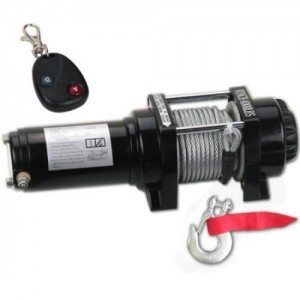 Electric Winch 4000 электрическая лебедка, 1,8 т