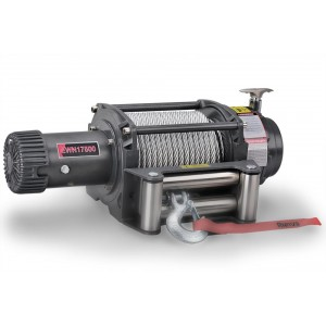 Runva EWN17500U24V электрическая индустриальная лебедка 24V 7960 кг