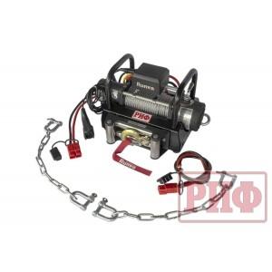 РИФ EWX9500S-KIT2 лебёдка переносная 9500S c площадкой на цепях и проводами (в сборе)