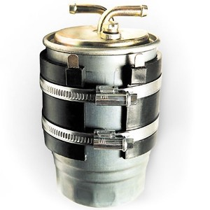 Номакон подогреватель фильтра тонкой очистки с кнопкой ПБ107 (Н80), 150Вт,  24В (Ø 117-125 мм)