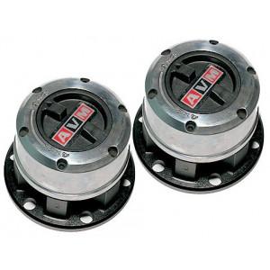 AVM-463 хабы колесные на Toyota Land Cruiser II/ Prado 70 серии со штатными электрическими хабами