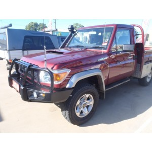 Ironman BBCD019E бампер передний Deluxe Commercial Toyota Land Cruiser 70,76