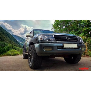 Lapter TLC 100 расширители арок на Toyota Land Cruiser 100/105