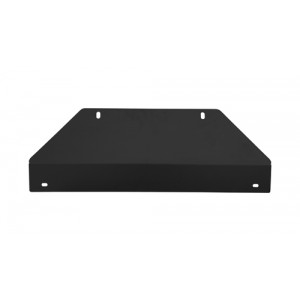 OJeep 04.208.01 защитный кожух (лист) бампер-балка из 2 мм стали под стандартный кузов на Great Wall Hover 3