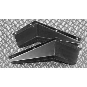 OJeep 12.003.02 комплект защитных кожухов бампера правый и левый на Mitsubishi Pajero Sport I