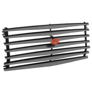 OJeep 12.203.01 решётка защитная радиатора (жалюзи) с кронштейнами и эмблемой OJ на УАЗ Хантер
