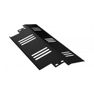 OJeep 12.214.01 защитный кожух (лист) бампер-рама из 3 мм стали под стандартный кузов на Toyota Land Cruiser 105