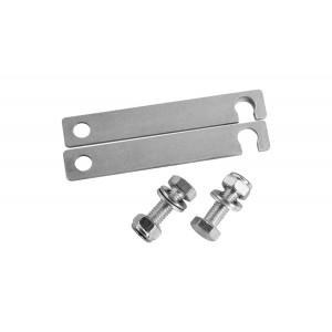 RIF000-99019 кронштейны для удлинения крепления задних проводов АБС на УАЗ Патриот под лифт 100 мм