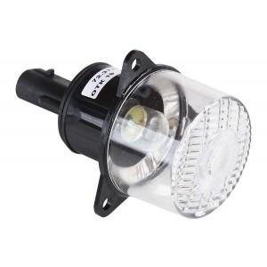 RIF055-20002 фонарь заднего бампера белый