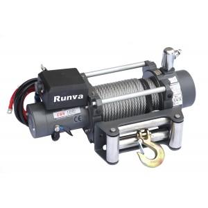 Runva EWN12000U24VAC электрическая индустриальная лебедка 24V 5700 кг (c пневмороспуском)