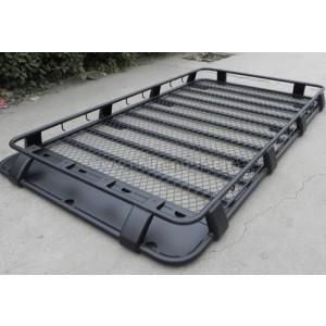 Сафари 4х4 багажник экспедиционный 220х126х16 см на Nissan Patrol (Safari) Y60, Y61