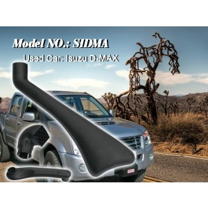 Шноркель SIDMA для  Isuzu D-Max дизель 4JJ1-Hi-Power 3.0л-I4