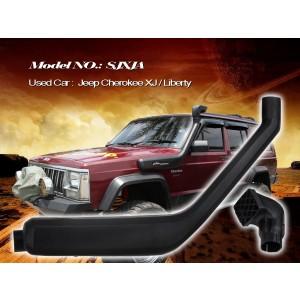 Шноркель SJXJA для Jeep Cherokee XJ (бензин AMCI6 4.0л-I6) 85-93г.