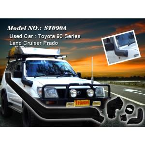 Шноркель ST090A для  Toyota Land Cruiser Prado 90 (бензин 5VZ-FE 3.4л-V6)